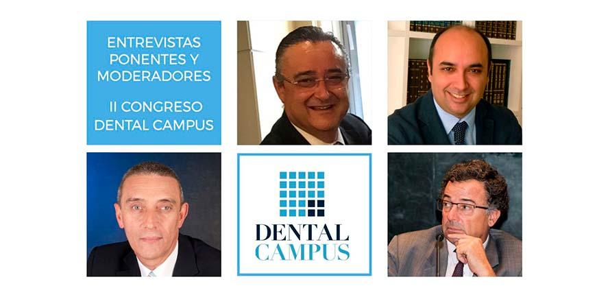 Entrevistas completas a los Dr. Badet, Mas, Vázquez y Fábrega, ponentes y moderadores de la controversia sobre ATM, oclusión y rehabilitación ora