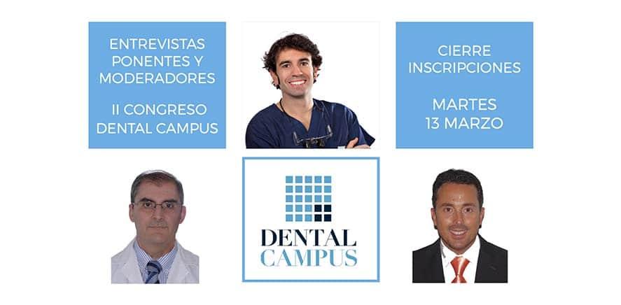 Entrevistas completas a los Drs. Gustavo Cabello, Alfonso Oteo y Eugenio Cordero