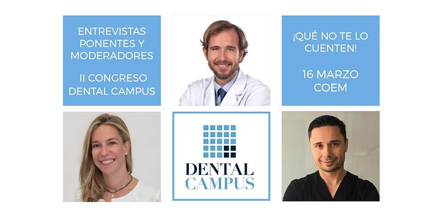 Entrevistas completas a los Dres, Leticia Sala, Ramón Lorenzo y Alberto Salgado